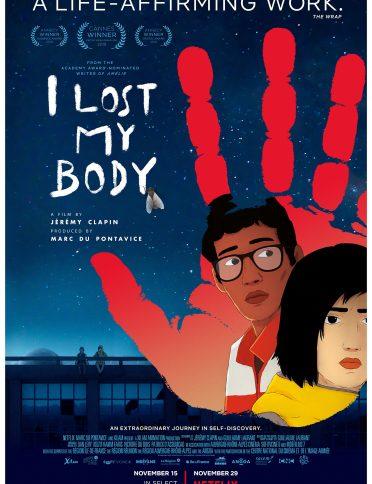 من بدنم را گم کردم.